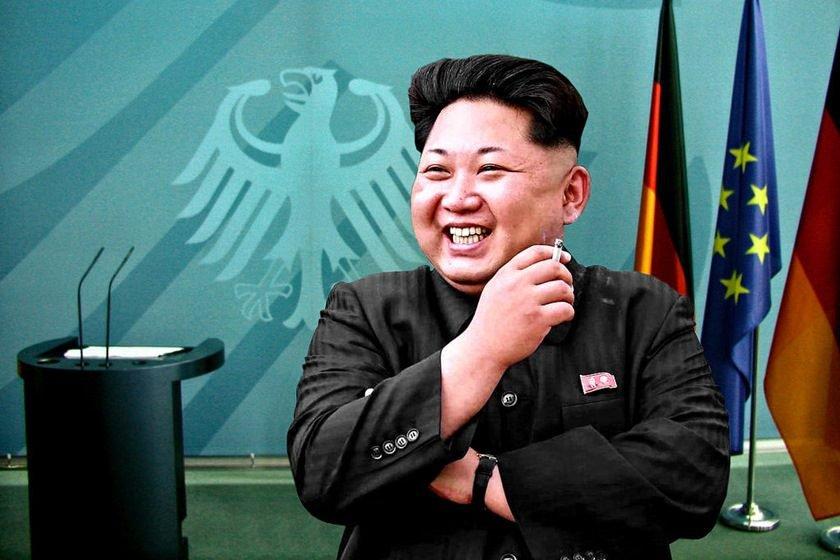 Resultado de imagem para imagem para o presiudente da coreia do norte