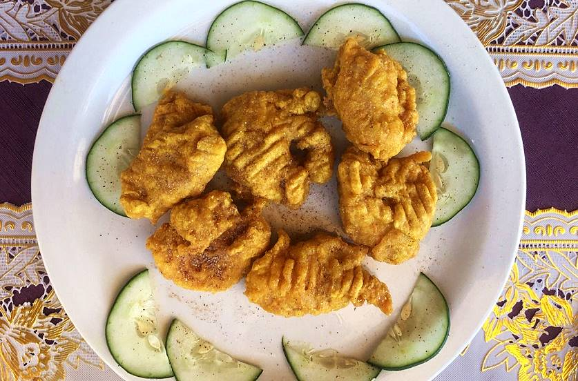 Indian House _ Chicken Pakoda