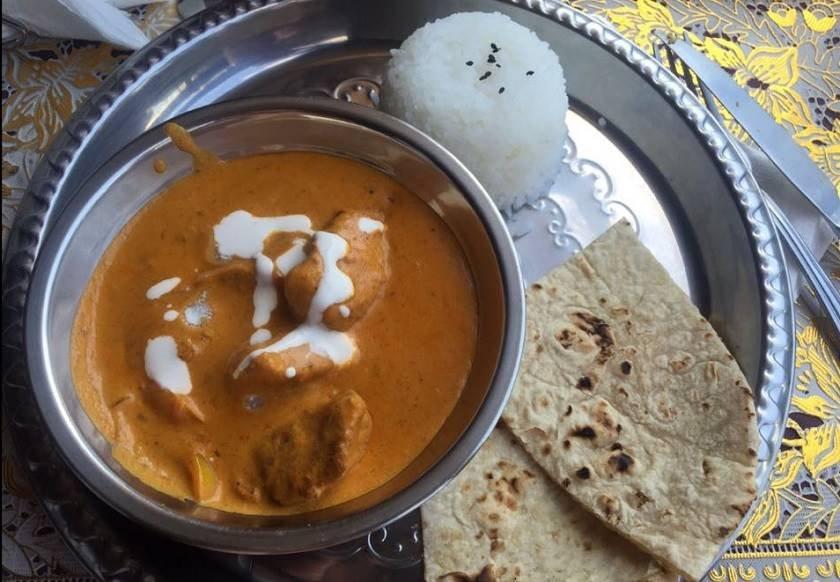 Indian House _ Curry de