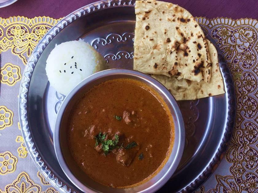 Indian House _ Chicken Masala