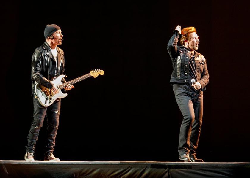 U2 confirma nova data de show em São Paulo