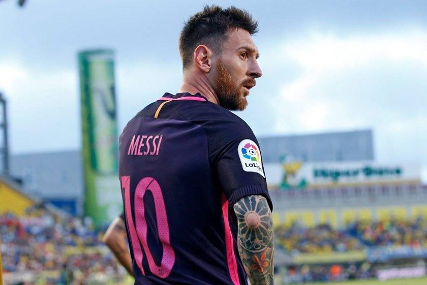 Supremo espanhol mantém pena de 21 meses de prisão a Messi por fraude 6bb96c29a909a