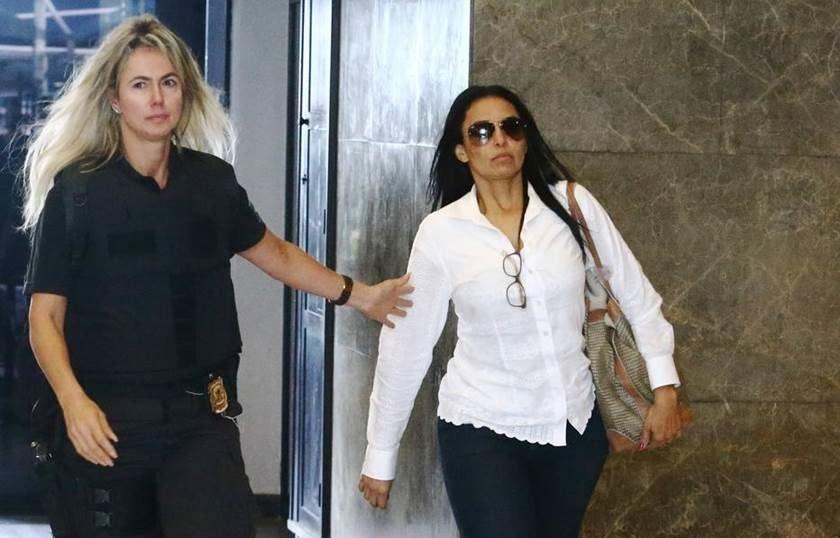 PF faz operação e prende irmã e filho de traficante Beira-Mar