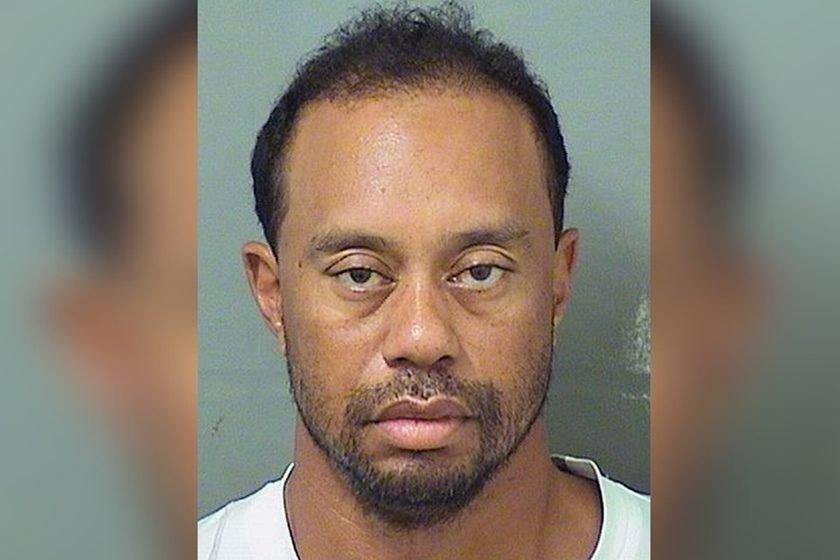 Tiger Woods é preso por dirigir sob influência de drogas ou alcool