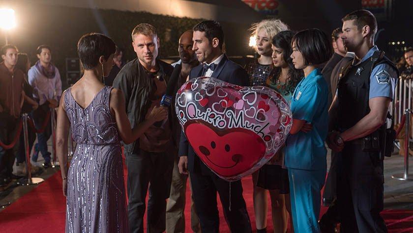 Netflix cancela série Sense8