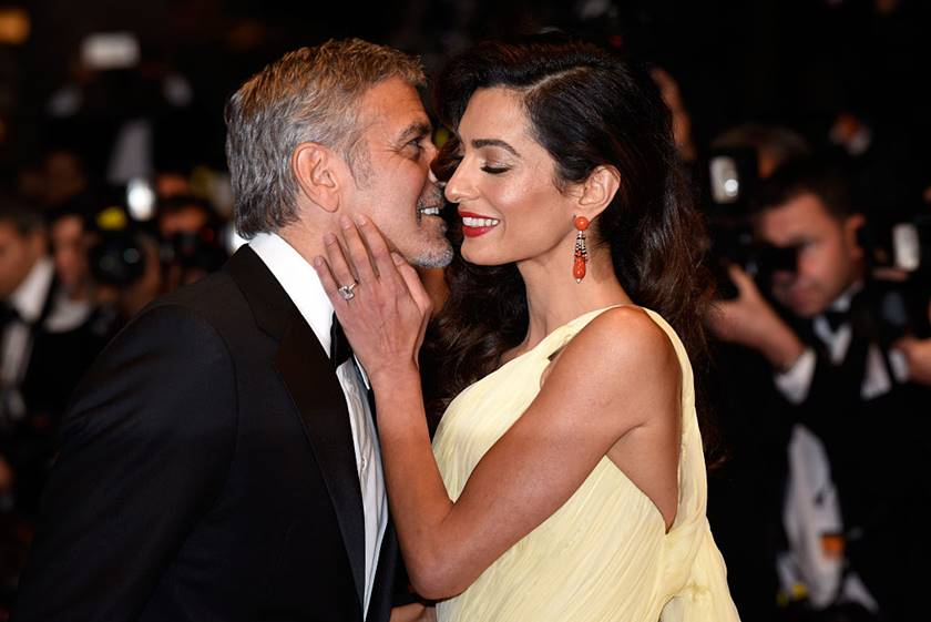 Amal E. George Clooney