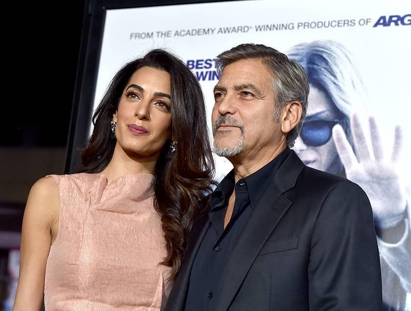 Speranza George Clooney