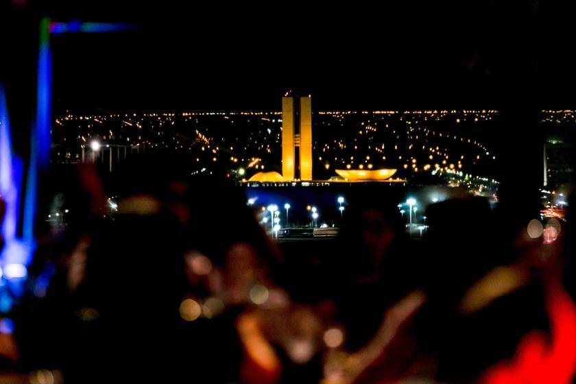 Brasília (DF), 09/06/2017 Jantar no MiranteLocal: Torre de TVFoto: Felipe Menezes/Metrópoles