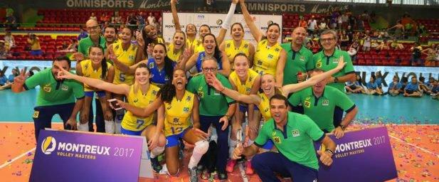 Daniela Tarantini/Volley Masters/Divulgação