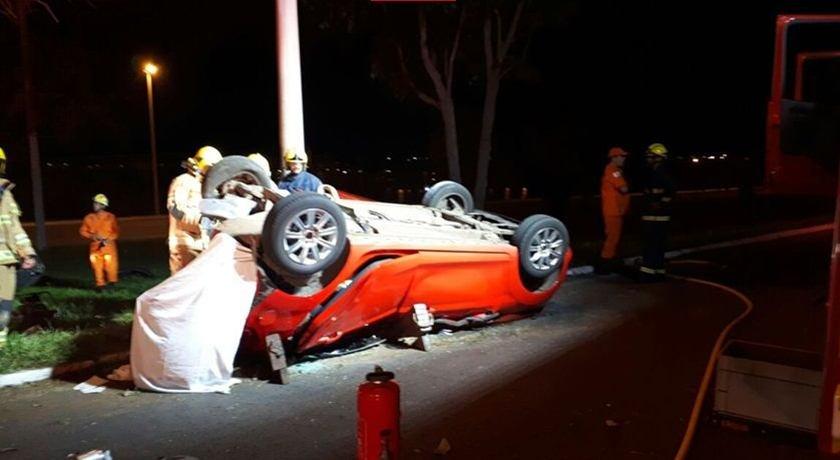 acidente l4 sul