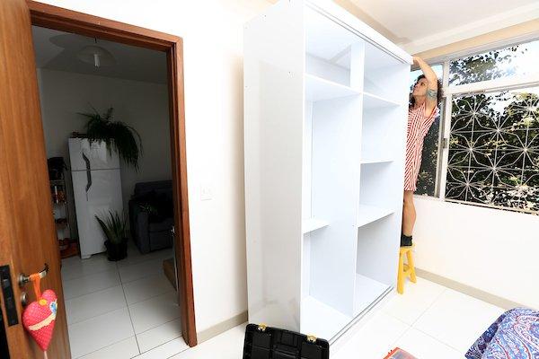 Cecília Bona - mulheres marido de aluguel