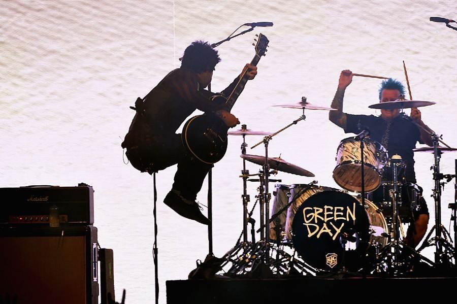 Green Day anuncia quatro shows no Brasil em novembro