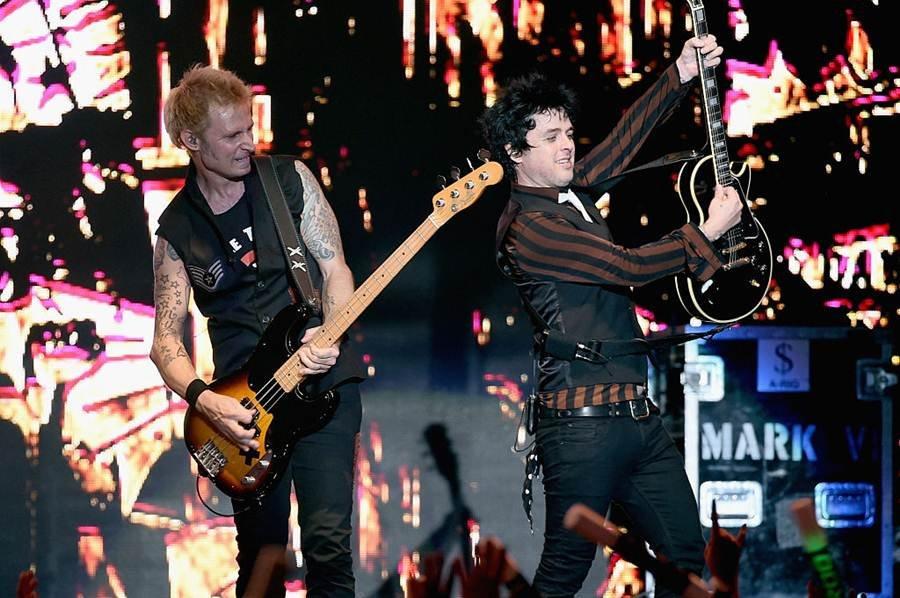 OFICIAL! Green Day confirma quatro shows no Brasil em novembro