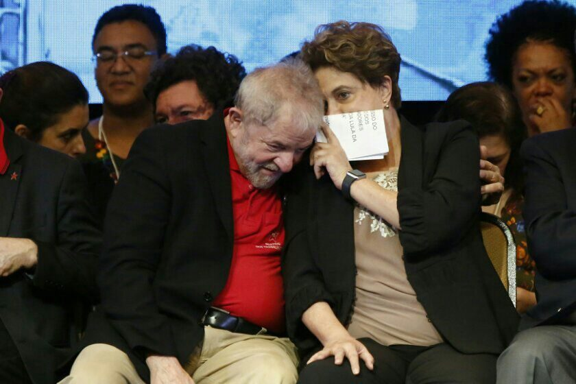Procurador diz que contas de Lula e Dilma no exterior são