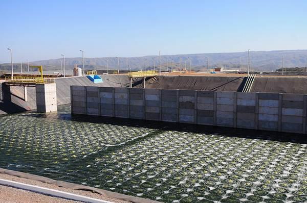 Estação de Tratamento de Esgotos de Águas Lindas