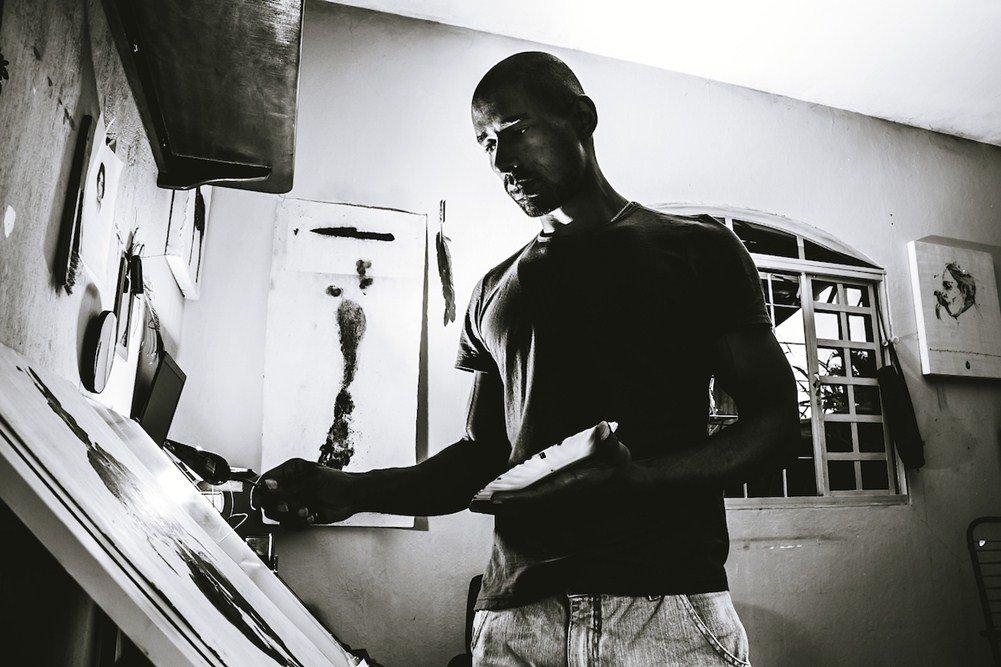 Brasília (DF), 21/06/2017  Obá é um dos quatro finalistas do Prêmio Pipa Local: Vicente Pires. Rua 5, Chácara 279, lote 17 Foto: Felipe Menezes/Metrópoles
