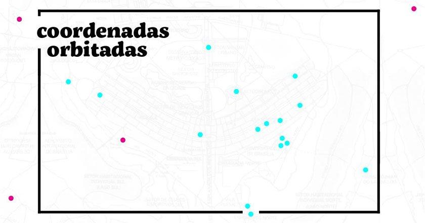 Coordenadas Orbitadas/Divulgação