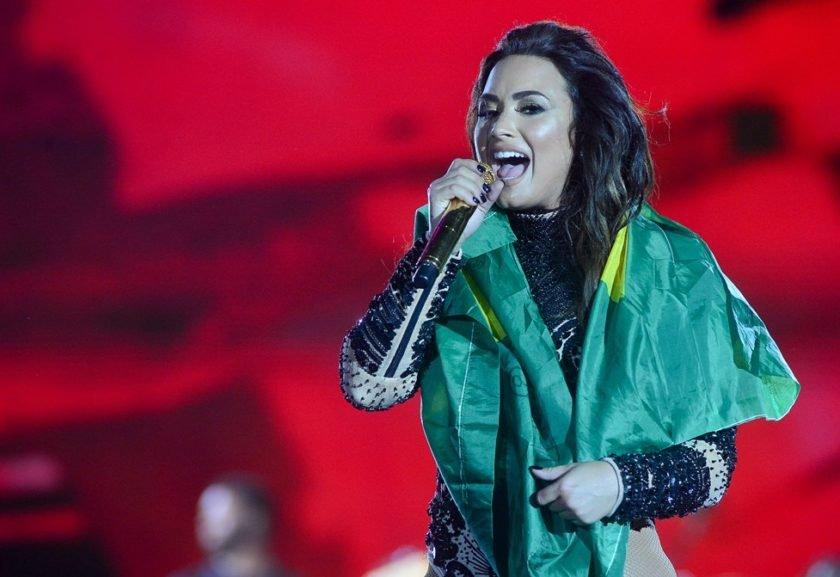 Demi Lovato anuncia quatro shows no Brasil no mês de abril