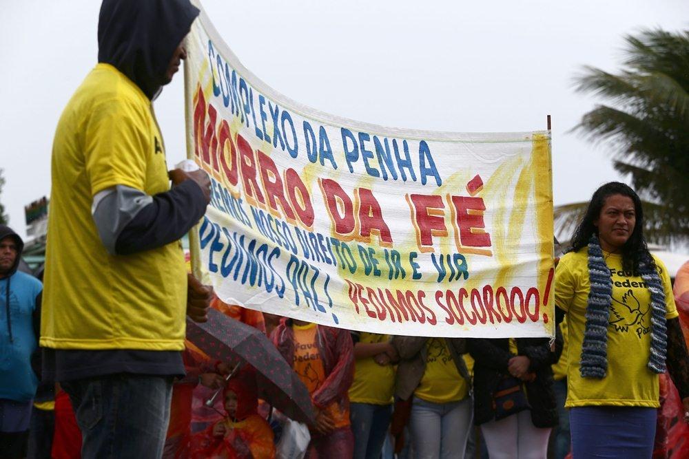 I ENCONTRO DE FAVELAS PELA PAZ