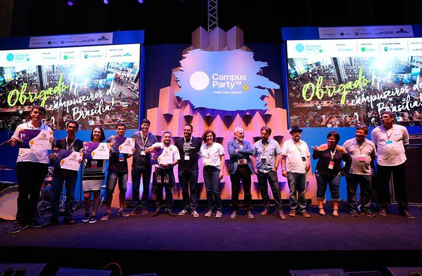 Campus Party/Divulgação