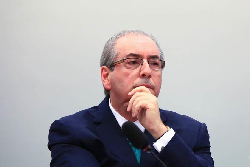 Rascunho da delação de Cunha tem mais de 100 anexos