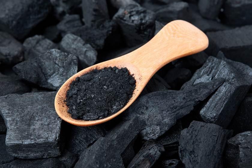carvão ativado pó