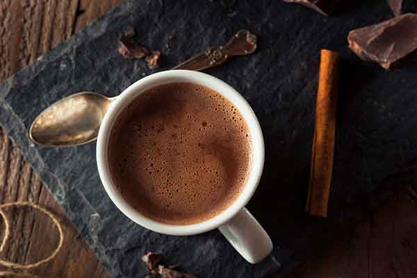 Homemade European Drinking Chocolate