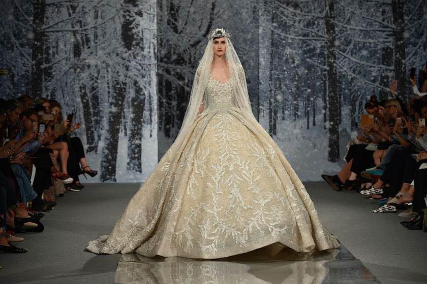 53f423637 Inspire-se nos vestidos de noiva da Semana de Alta-costura de Paris