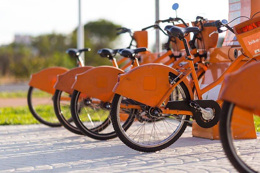 Brasília (DF), 11/11/2016 - Memorial JK e BicicletaLocal: Memo