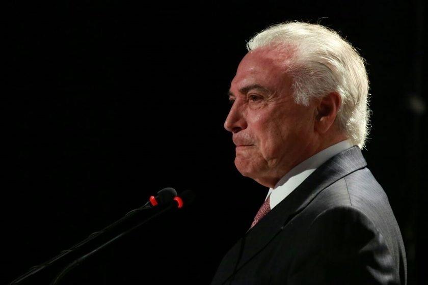 Defesa de Temer reafirma pedido de suspensão de eventual denúncia