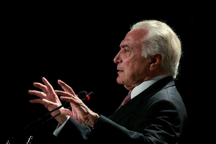 Não há lugar para 'alternativas à democracia', diz Temer na ONU