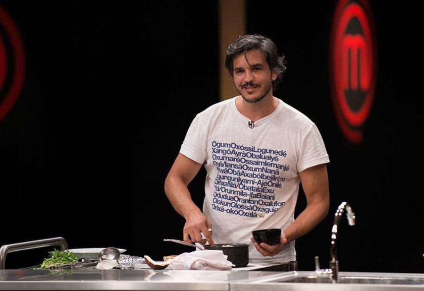 Fabrizio faz o bolo mais bonito, mas é eliminado — MasterChef