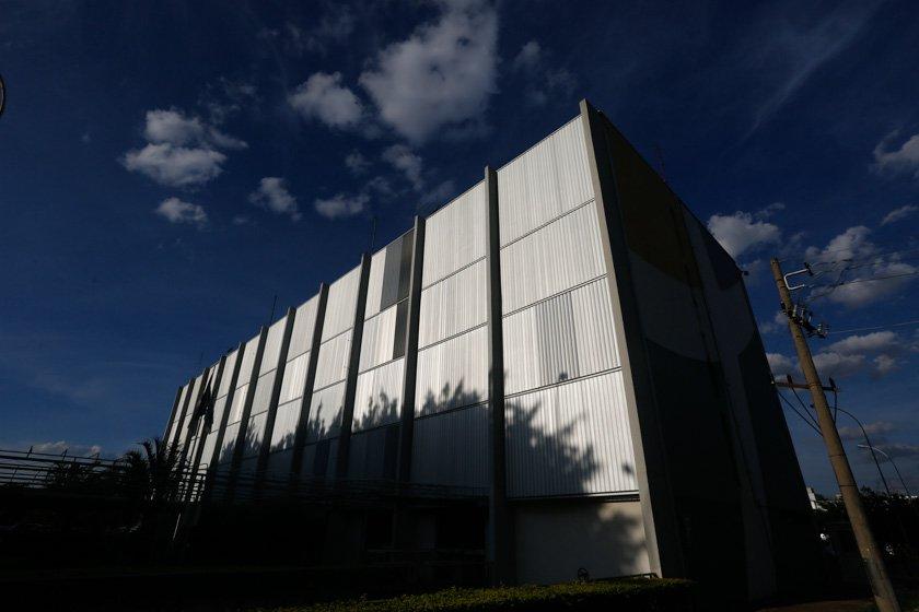 Prédio da Terracap no Sam - Brasília(DF), 07/06/2016