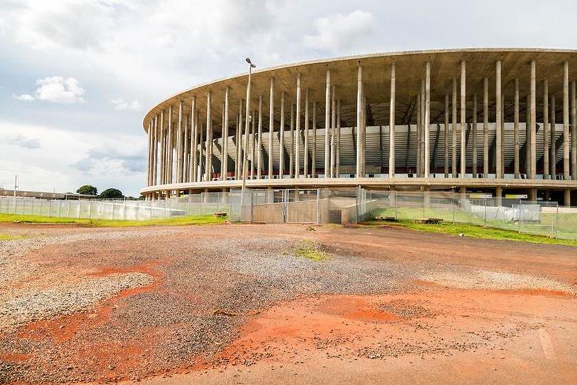 estadio Mané Garrincha 3
