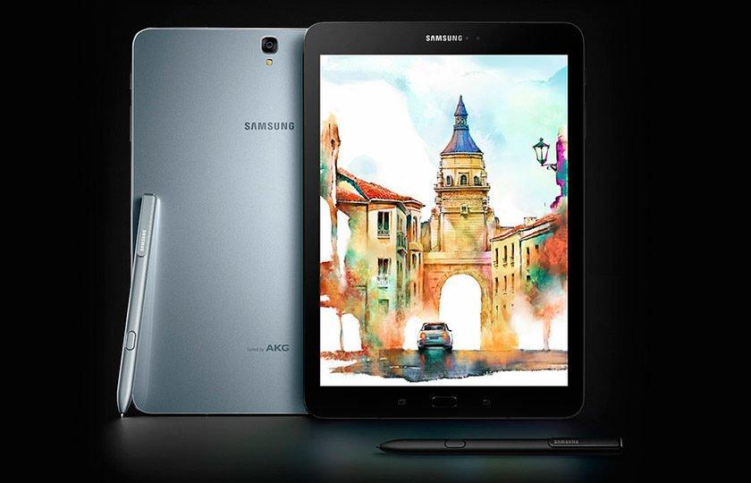 Samsung apresenta Galaxy Tab S3 no Brasil
