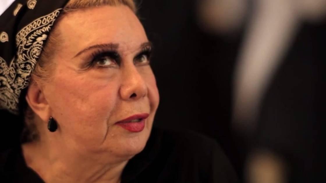 Atriz Rogéria morre aos 74 anos no Rio de Janeiro (RJ)