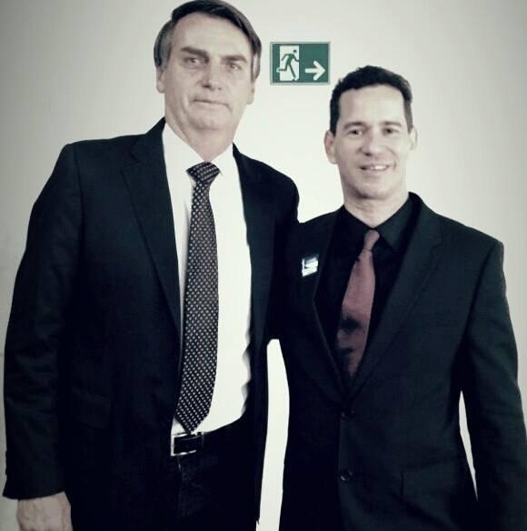 João Wilson Costa Sampaio e jair bolsonaro