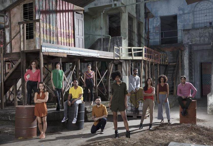 3%: Fernanda Vasconcellos e Maria Flor estão na segunda temporada