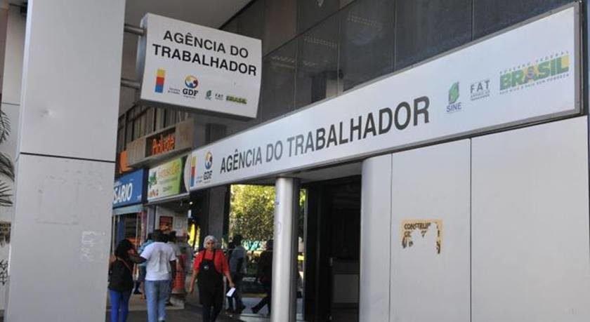 Resultado de imagem para AGENCIA DO TRABALHADOR DF