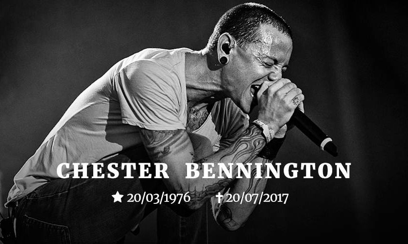 Morre Chester Bennington, vocalista do Linkin Park