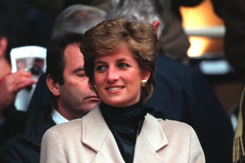 Divulgadas imagens inéditas de Diana com os filhos