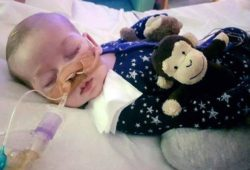 Family of Charlie Gard via AP