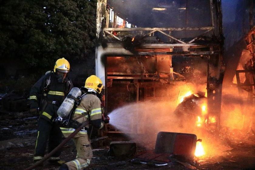 Duas crianças morrem em incêndio, em Formosa