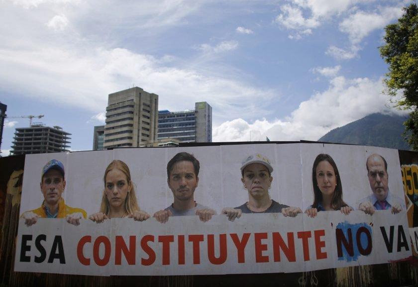 Resultado de eleições da Constituinte na Venezuela foi adulterado