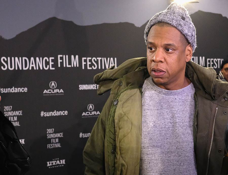 "jay z ""Time: The Kalief Browder Story"" Premiere - 2017 Sundance Film Festival"