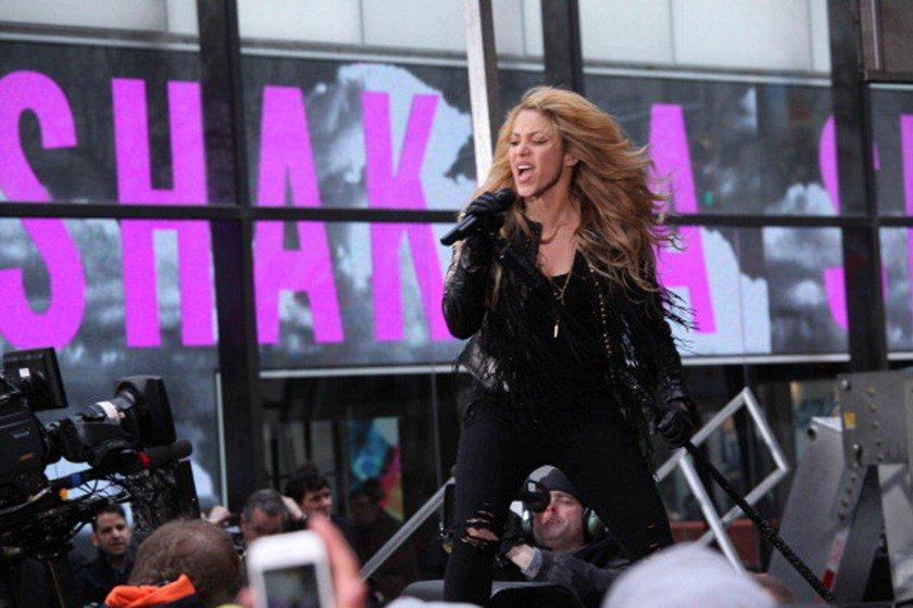 Shakira fará show em Porto Alegre em outubro