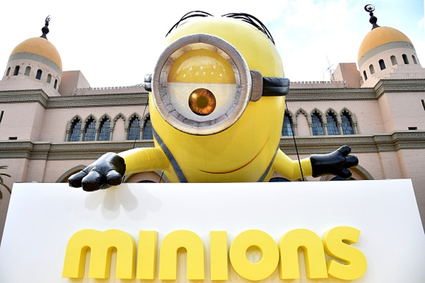 Premiere Of Universal Pictures And Illumination Entertainment
