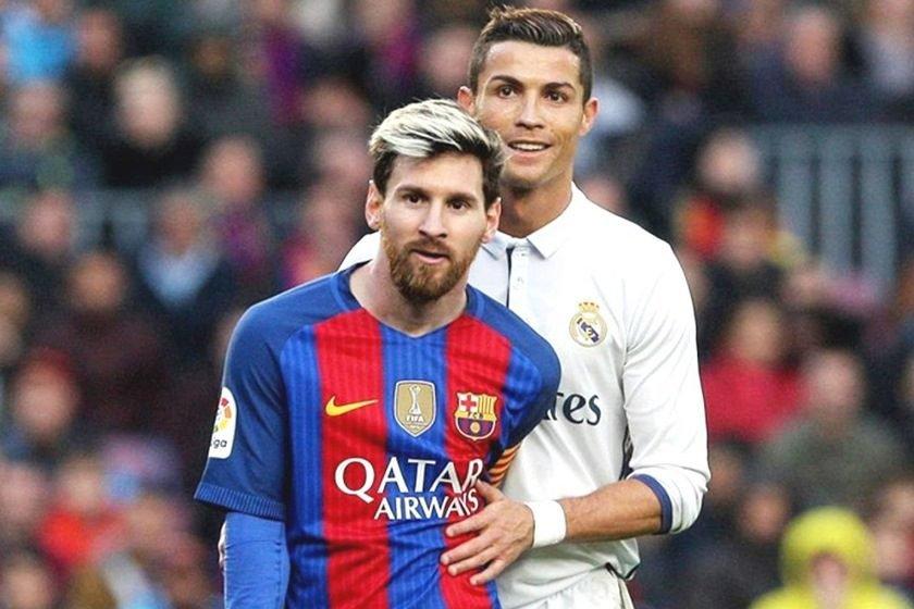Ronaldo entre os finalistas a Jogador do Ano da UEFA