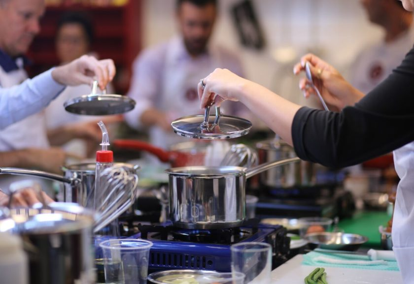 Bras lia ter aulas de gastronomia francesa a partir de for Comida francesa df
