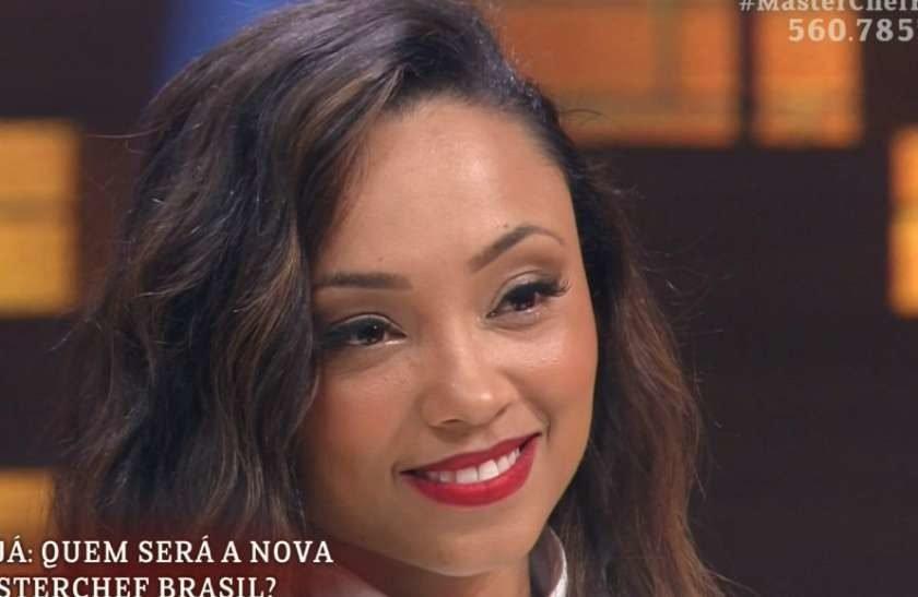 Michele Crispim A Vencedora Do MasterChef Brasil